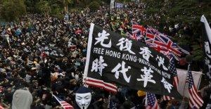 Reino unido-China lazos de congelación con el debate sobre Huawei, Hong Kong