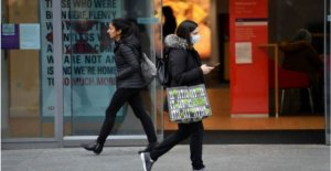 Reino unido la inflación recoge el aumento de los precios de la ropa