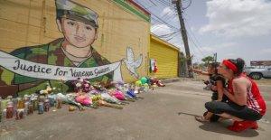 Restos de Vanessa Guillen, falta de Fort Hood, soldado, identificado, abogado de la familia dice