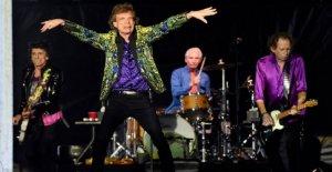 Rolling Stones para liberar inaudito pistas de disco de 1973
