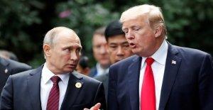 Rusia NOS llama más reciente postura sobre las armas nucleares acuerdo de 'undiplomatic, considera que no se extiende
