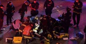 Seattle manifestante golpea en coche por cerrada la carretera muere, el segundo permanece en estado grave, dicen los funcionarios de la