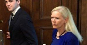 Sueco ex-embajador de los absueltos en el caso de China