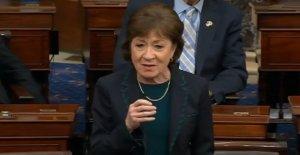 Susan Collins challenger Sara Gideon cruceros a la victoria en el estado de Maine Democrático en el Senado primaria