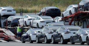 Tesla 2T entregas subir más de 1T a pesar de fábrica apagado