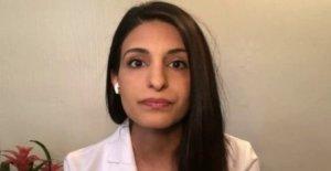 Texas ER doctor dice Houston hospitales se extendía a sus límites: 'ha sido muy aterrador'