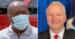 Texas Republicanos sue Houston, el alcalde de la cancelación de la convención de