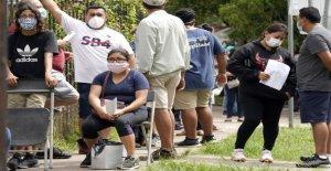 Texas supera los 100 coronavirus de muertes en un solo día