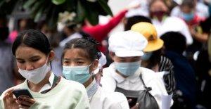 Thais buscan corregir los errores que se permitió a los extranjeros infectados en
