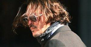 Tribunal conoce de los detalles de Depp y Oído cumpleaños fila