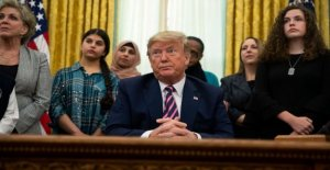 Trump insiste en que las escuelas deben abrir en el otoño, dice que él va a meter presión sobre los gobernadores para hacerlo