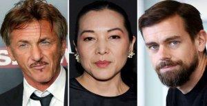 Twitter Dorsey dona 'sin precedentes' $20M a Sean Penn NÚCLEO de la caridad por coronavirus de socorro