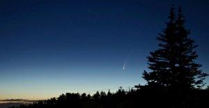 Un cometa es visible de este mes: la NASA tiene estos consejos para skywatchers