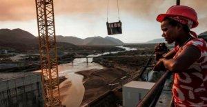 Una presa en el Nilo está haciendo un montón de calor, pero no el poder