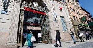Walgreens perdido $1.7 B en 3T como pandemia mundial apretado agarre