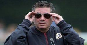 Washington podría tener tiempo difícil la sustitución de los Redskins nombre debido a problemas con las marcas: informe