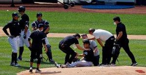 Yankees Masahiro Tanaka tuvo 112 mph unidad de línea de la cabeza, miembro del equipo dice