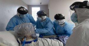 26 estados de pronto se enfrentan a la escasez de médicos de la UCI