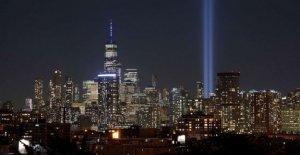 9/11 Tributo en Luz cancelado debido a COVID-19