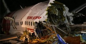 Accidente aéreo sobreviviente narra final minutos en avión