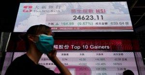 Acciones asiáticas caer en el nerviosismo sobre estímulo de los EE.UU., China del comercio