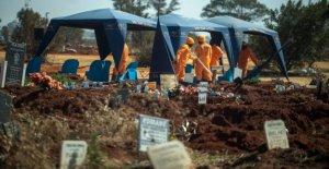 África pasa 1M confirmado casos del virus; cierto número mucho más