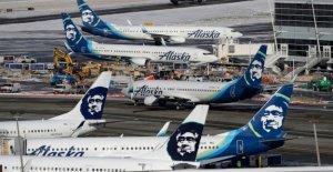 Alaska Airlines dice 331 de Anclaje de los empleados de la cara de los recortes de empleo