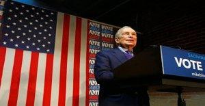Algunos liberales no feliz de que Mike Bloomberg va a hablar en la convención Dem