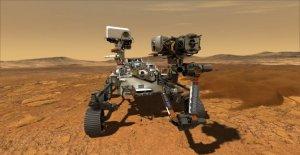 Antiguo Marte puede haber sido cubierto de hielo, no de agua, estudio sugiere