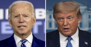 Biden se asiente en cuestión en las pruebas cognitivas, compara a pedir reportero si él es un 'yonki'