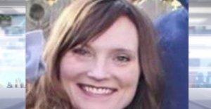 Búsqueda de desaparecidos de Kansas madre de 3 turnos a Río Mississippi marido después de la desgarradora súplica