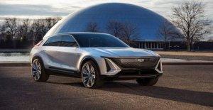 Cadillac dice eléctrico de nuevo SUV tiene características a tomar en Tesla