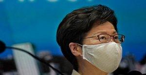 Carrie Lam: Hong Kong a ofrecer gratis por un tiempo coronavirus de pruebas para todos los residentes