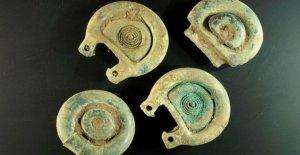 Cazador de tesoros encuentra 3.000 años, hoard en Escocia