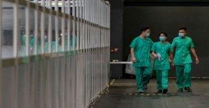 China envía Covid-19 de equipo médico a Hong Kong