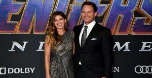 Chris Pratt puestos foto de embarazada ready to pop' Katherine Schwarzenegger mientras que en una caminata