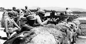 Clave de la Guerra del Pacífico eventos en el 75 aniversario del fin de la guerra