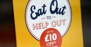 Comer Fuera para Ayudar a Salir de 'éxito' en NI