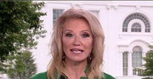 Conway se burla de Biden llame para cumplir enmascaramiento: El mejor que puede ocurrir es un nacional de la máscara de mandato?'