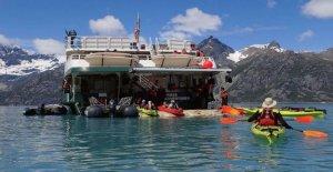 Crucero por Alaska corta después de pasajeros pruebas positivas para COVID-19