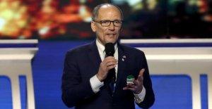 DNC Presidente Tom Pérez, dice Harris pick le dio la 'piel de gallina'
