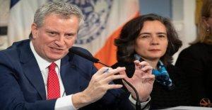 De Blasio se extiende el estado de emergencia en Nueva York por otros 30 días