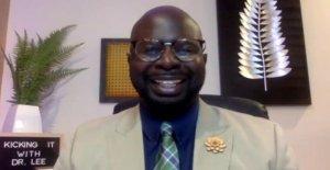 Director de la escuela secundaria del coronavirus-con el tema de no se Puede Tocar Este' parodia rocas de internet