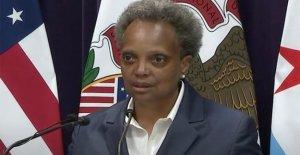 El Alcalde de Chicago Lightfoot empuja contra pregunta acerca de los manifestantes, animados por la falta de consecuencias'