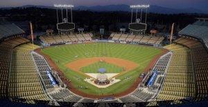 El Dodger Stadium voto de centro previsto para la elección presidencial