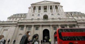 El banco de Inglaterra mantiene fuera de más medidas de estímulo, ve lenta recuperación