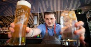El esturión 'podría considerar la posibilidad de clausura de los pubs de nuevo