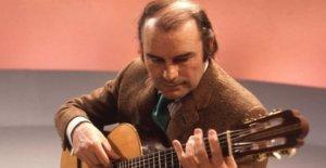 El guitarrista clásico Julian Bream muere edad de 87