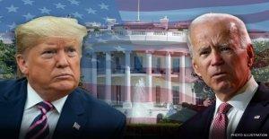 El historiador utiliza las Teclas a la Casa Blanca' para predecir Biden victoria en noviembre