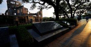 El papa en Hiroshima: la Posesión de armas nucleares inmoral